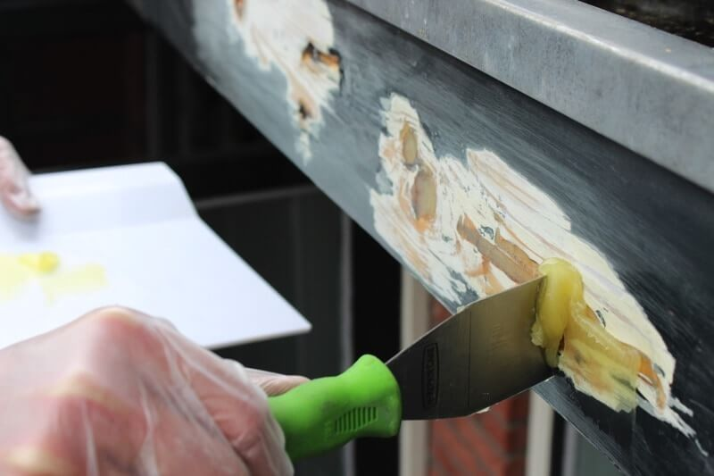 houtrot reparatie | BS Schilderwerken | Schildersbedrijf | Schilder Gezocht